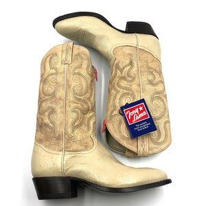 Tony Lama NEW Western Cowboy Boot Size 9.5